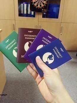 Internet passport 1