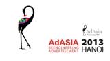 Ý nghĩa logo Đại hội quảng cáo Châu Á - Adasia 2013