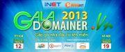 GALA DOMAINER 2013: Cơ hội cho nhà đầu tư tên miền